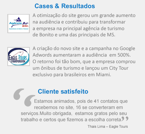 marketing turistico cases